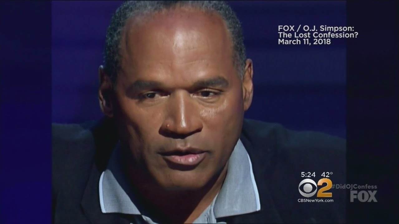 O.J. Simpson, In His Own Words