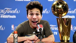 THE NBA FINALS CHAMPIONSHIP! MY CAREER FINALE! NBA 2K18