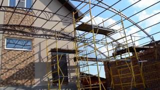 видео навесы в Ростове на дону