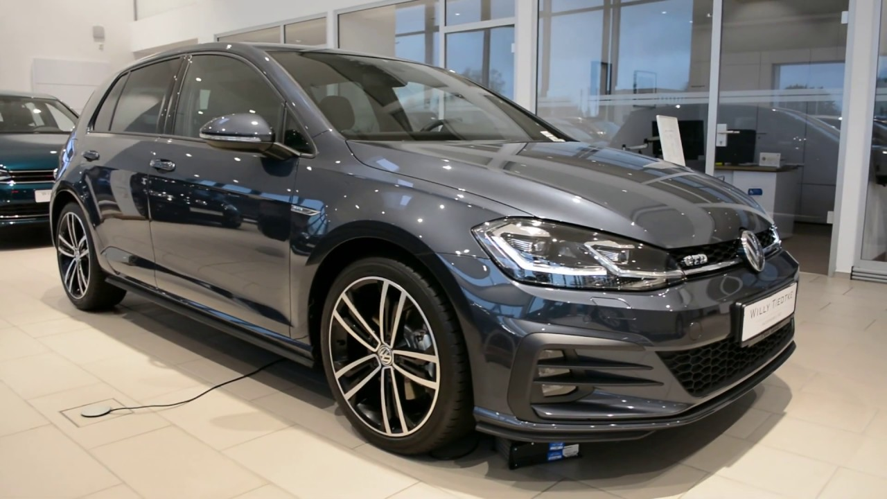 2019 new vw golf gtd 2 0 l exterior and interior youtube. Black Bedroom Furniture Sets. Home Design Ideas