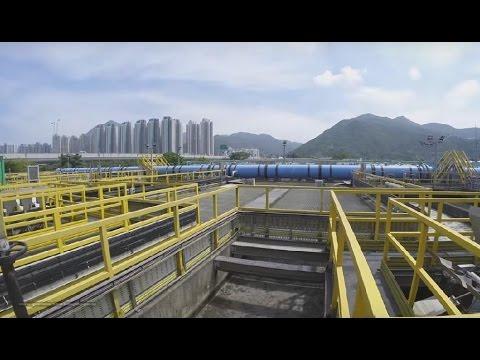 【Hong Kong Walk Tour】The Shatin Sewage Treatment Works