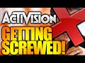 Activision Is Screwing Over YouTubers (ME) Again...(COPYRIGHT CLAIMING BULLCRAP - PART 2)