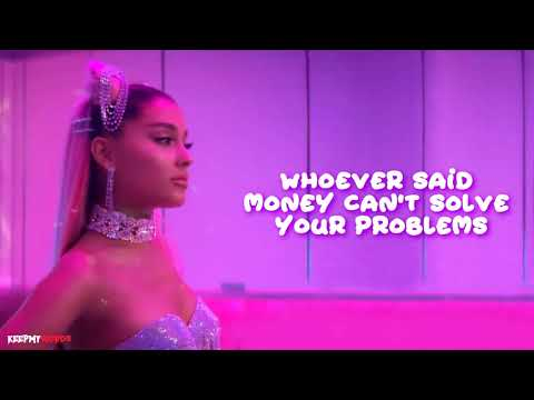 Ariana Grande - 7 Rings ( Lyrics Video )