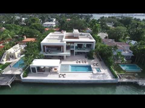 Miami Beach Mansion on Venetian Islands - Casa Clara | 212 W Dilido Dr, Miami Beach