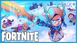 *NEW* INFINITY BLADE SWORD is STUPID in Fortnite: Battle Royale (Fortnite Funny Moments & Fails)