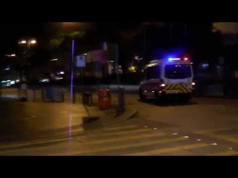 Hong Kong Nightlife - POLICE EMERGENCY!!!!