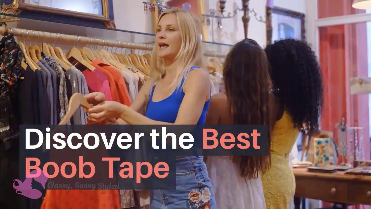 Boob Tape for Dresses by Boob Tape For Dresses