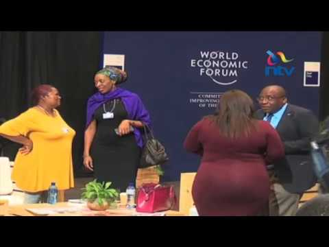 Growing Africa's economy:  World Economic Forum on Africa opens in Durban