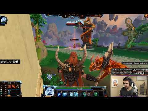 Smite: The Return Of Duel! | Skadi vs Apollo | Scumming It Up With Skadi!