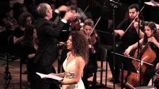 Mozart: Tantum ergo. Keren Hadar/Tel-Aviv Soloists/Barak Tal