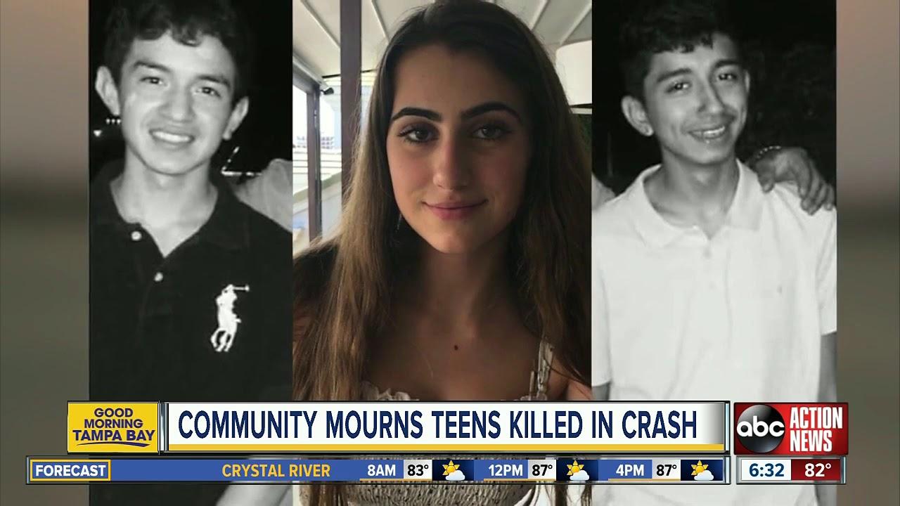 3 teens die in crash on John Ringling Causeway Bridge in Sarasota