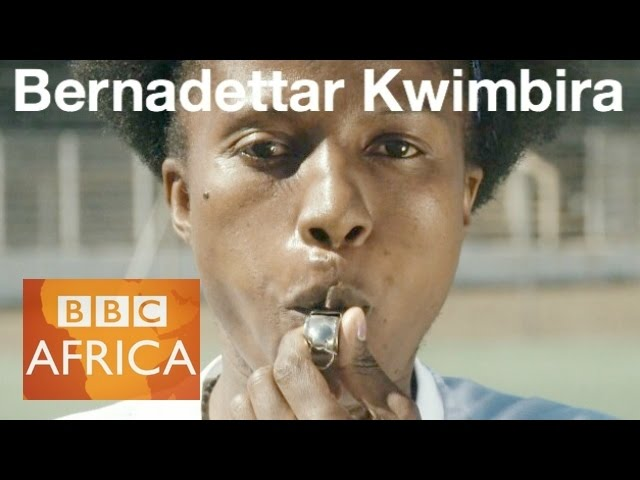Bernadettar Kwimbira - African women you need to know