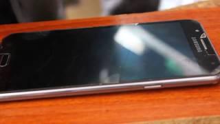 Pantalla negra Samsung  j7. Solución  alternativa  pero  efectiva