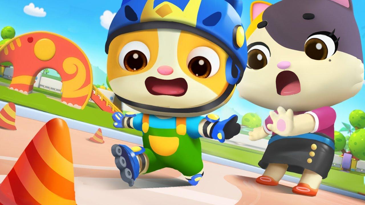 ぼくはあきらめない!   赤ちゃんが喜ぶ歌   子供の歌   童謡   アニメ   動画   ベビーバス  BabyBus