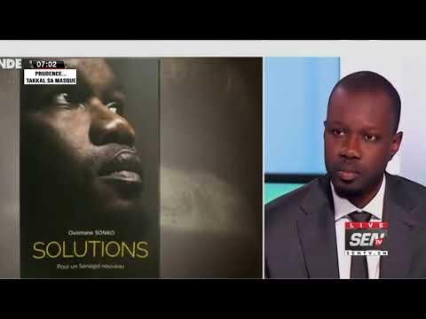 Capitaine Dièye  brûlé  Ousmane Sonko: