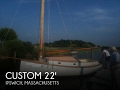 [UNAVAILABLE] Used 1935 Custom 22 Antique & Classic Catboat in Ipswich, Massachusetts