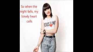 Jessie J I Wanna Dance With Somebody Lyrics !!!
