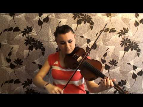 Ирина Тификова - Minimal Beat (Lindsey Stirling violin cover)