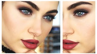 Tutorial | Super Easy 90's Inspired Day Time Glam | Ruby Golani