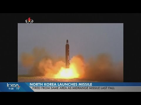 Thumbnail: North Korea reportedly test fires missile, challenging US