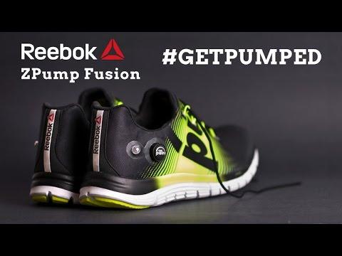 5823d8cc858b Reebok ZPump Fusion Running Shoes   GetPumped. Holabird Sports