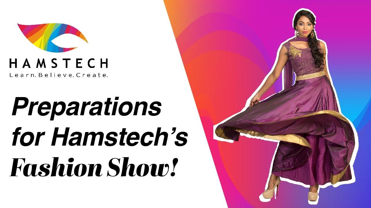 Hamstech Fashion Show 2014