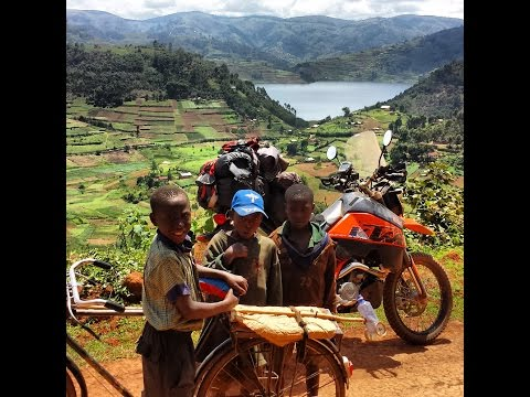 Africa on a motorcycle! 42 days, 9000 miles & 9 countries visited!