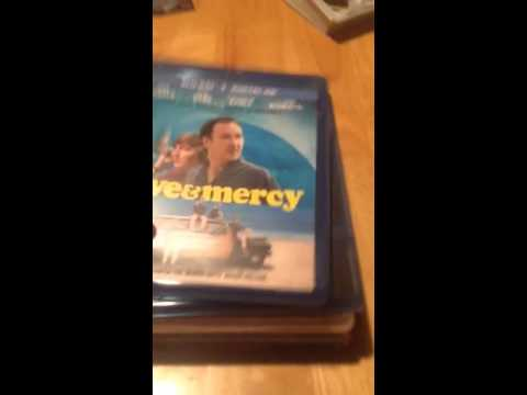 Bluray collection update September 2015