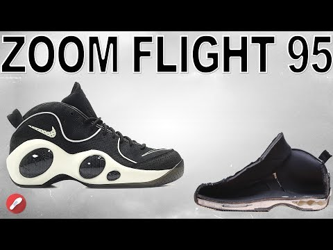 Nike Air Zoom Flight 95 First Impressions + DISMANTLING!