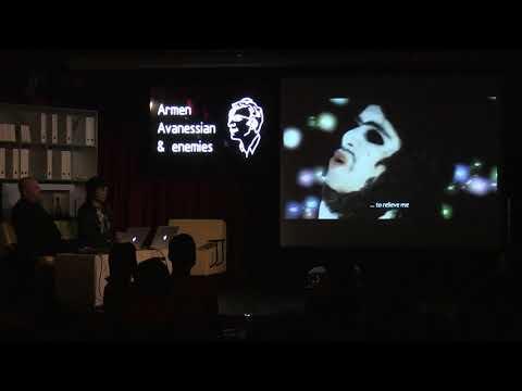 Armen Avanessian & Enemies #15: Death Karaoke