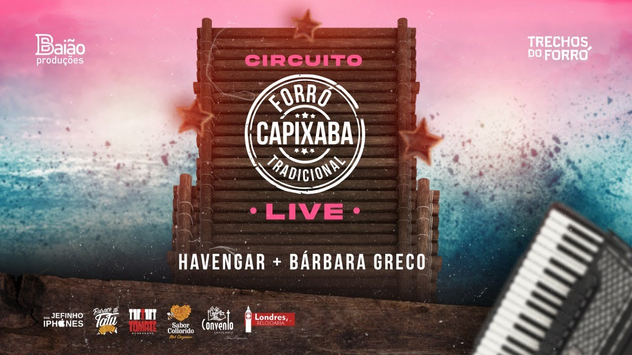 LIVE Circuito Forró Capixaba #4