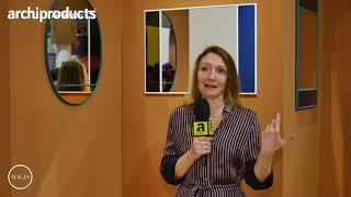Salone del Mobile.Milano 2018 | MAGIS - Inga Sempè presenta il sistema di specchi Vitrail