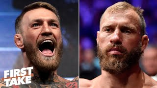 Michael Bisping previews Donald Cerrone vs. Conor McGregor at UFC 246 | First Take
