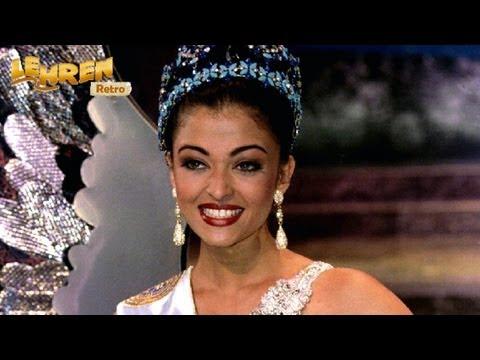 Aishwarya Rai Miss World 1994   Unseen Footage   Exclusive