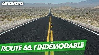 Route 66, le pèlerinage américain