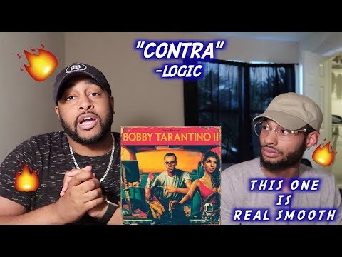 Logic - Contra (Official Audio) | Reaction