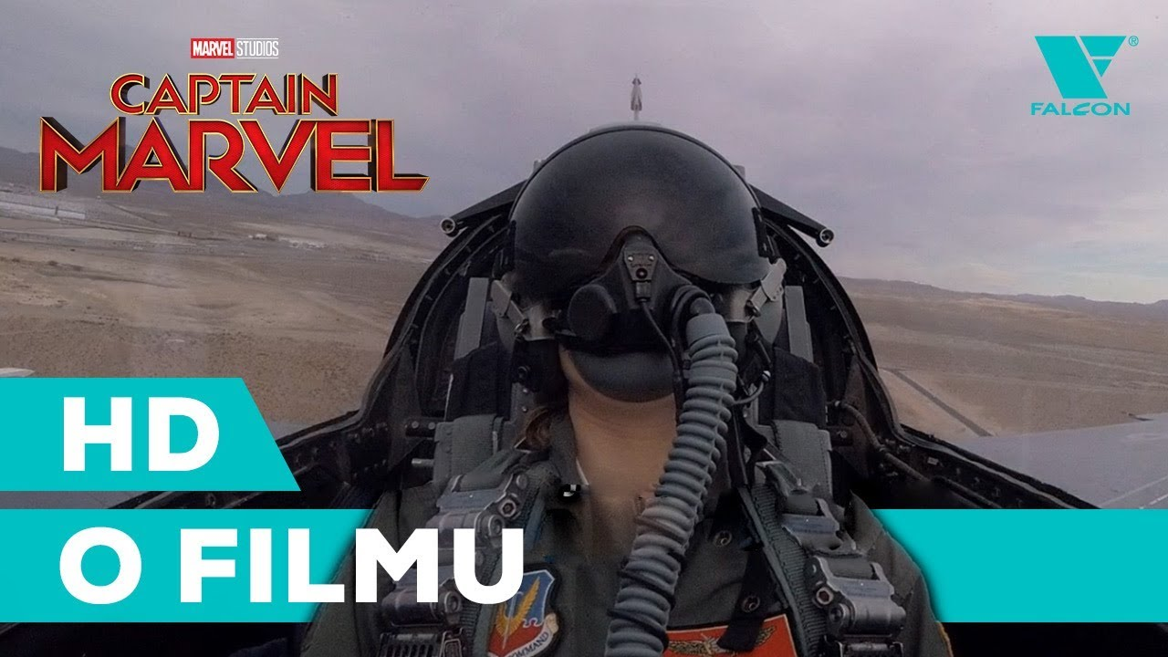 Captain Marvel (2019) HD film o filmu | Zákulisí | CZ titulky