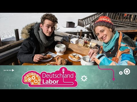 Deutsch lernen (A2)   Das Deutschlandlabor   Folge 13: Urlaub