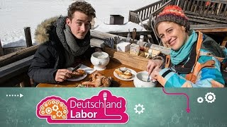Deutsch Lernen A2 Das Deutschlandlabor Folge 13 Urlaub