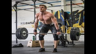 Brent Fikowski CrossFit Training 2018 streaming