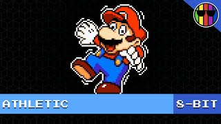 Athletic Theme [8-bit; 2A03] - Super Mario World