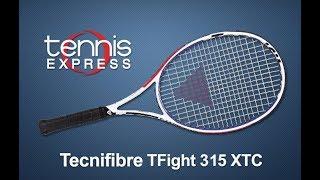 Tecnifibre T-Fight XTC 315 Tennis Racquet Review | Tennis Express