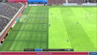 Football Manager 2012: FC Porto vs West Ham HD/HQ
