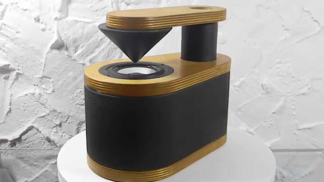 Omnidirectional Bluetooth Speaker Epsuss Audio Youtube