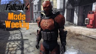 Fallout 4 Mods Weekly - Week 31 (PC/Xbox One)