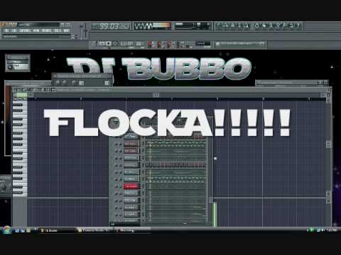 WAKA FLOCKA - LUV DEM GUN SOUNDS REMAKE IN FL STUDIO BY DJ BUBBO
