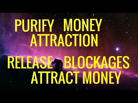 Hypnosis: Purify Money Attraction. Release Blockages to Wealth.