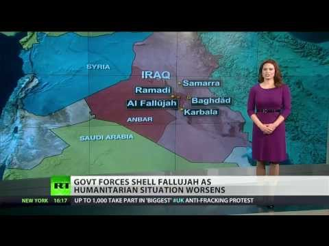Fallujah residents accuse Iraq government of war crimes