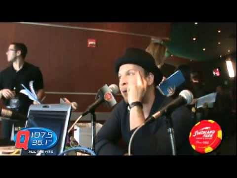 Gavin DeGraw Interview: Backstage at the 55th Annual GRAMMY Awards