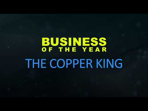 "2017 Butte.Elevated. Business of the Year - ""Copper King Hotel & Convention Center"""